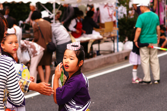 ClassicHeliar7518RD1xGと与野大正時代祭