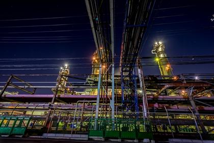 2016-7-29 工場夜景07 (1 - 1DSC_0057-HDR)_R