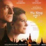 ミュージカル「王様と私」ジュリー・アンドリュース(PHILIPS)盤