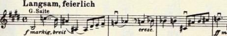 楽譜 ブルックナー第9(父よ、彼らをお許しください~ )