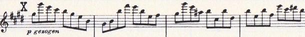 楽譜 ブルックナー第9(父よ、わが霊を御手に委ねます )