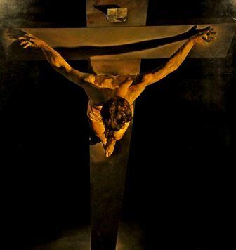 Salvador Dali_Christ of St.John of the Cross