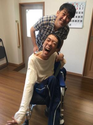 歌川さんと長澤さん