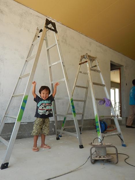 宮古島 壁 漆喰 DIY