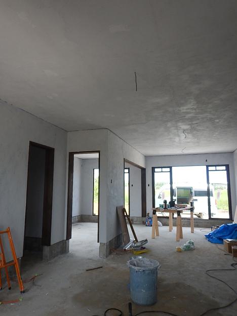 宮古島 天井 漆喰 DIY 壁