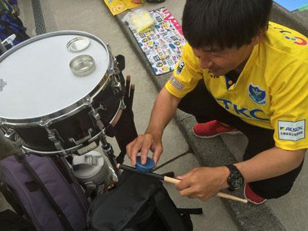 ドラム滑り止め_160428