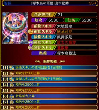 山本勘助SSR218凸