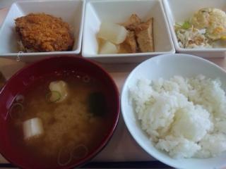 神戸学院 学食 20160426