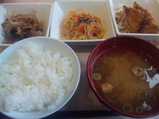 神戸学院 学食 20160429