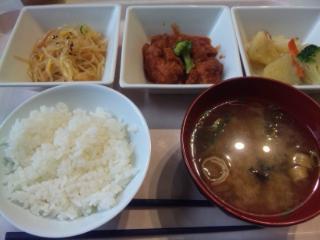 神戸学院 学食 20160628