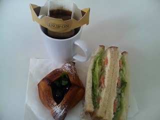 ブリエのパン