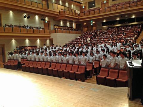 2016 入学式2