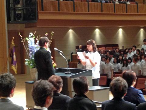 2016 入学式4