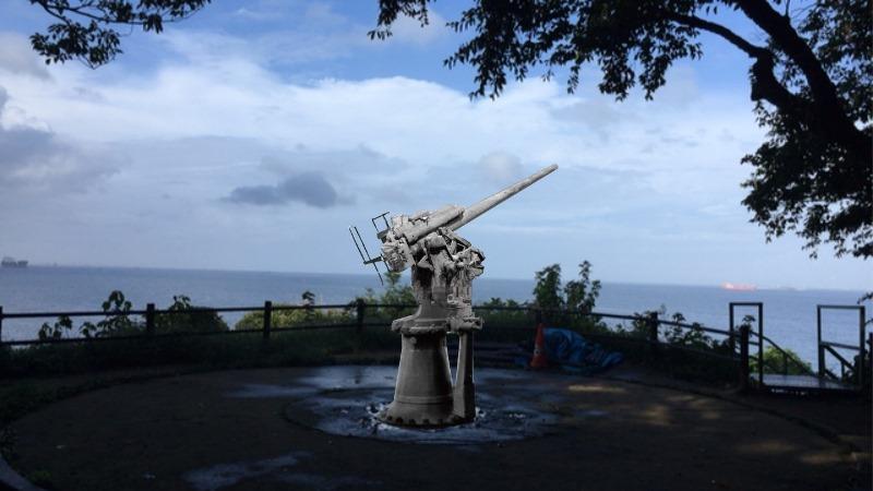 8糎高角砲