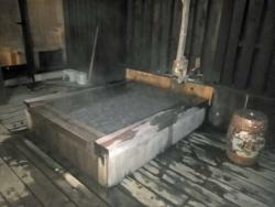 くりこま荘の露天風呂