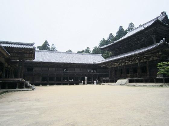 円教寺 三つの堂
