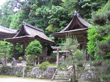 円教寺 護法堂