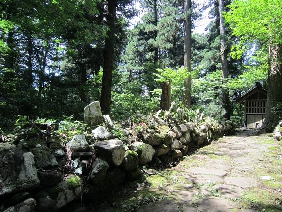 白山平泉寺 納経所