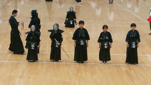 第3回東日本少年剣道錬成大会は一回戦敗退!