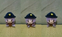 婦警ゆかりさんはレア枠として数絞って編みます