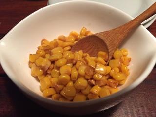バターコーンの醤油味