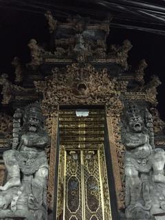 バリの寺院(?)