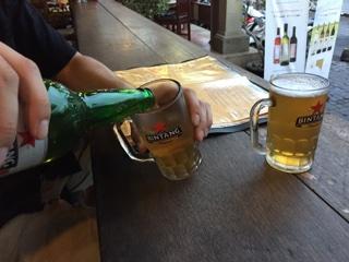 ビンタンビール