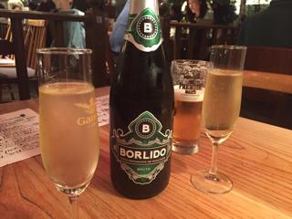 スパークリングボトル+ビール