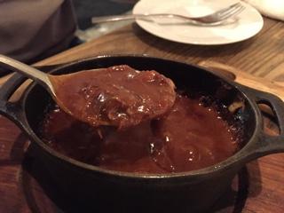牛スジ肉の濃厚デミグラ煮込み