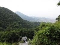 71弥谷寺山頂