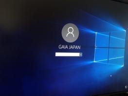 Windows7からWindows10にアップグレードしてみました。