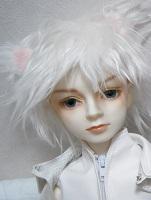 白猫クリスデフォルト