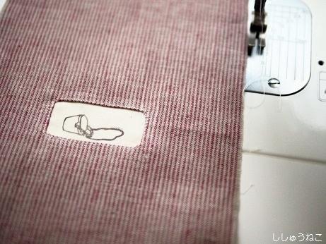 縫い直したバケツ