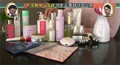 前田典子 炭酸化粧水