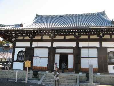 金戒光明寺の阿弥陀堂