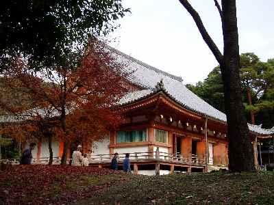 醍醐寺金堂