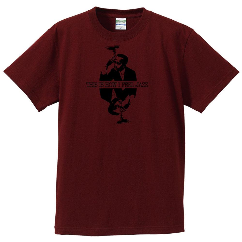 jazztshirts2016バーガンディ