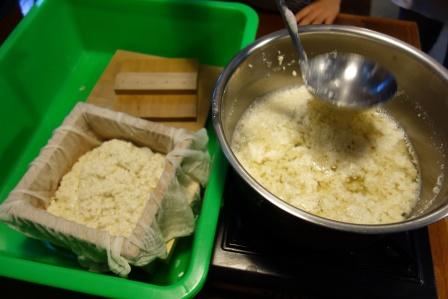 お豆腐作り (10)