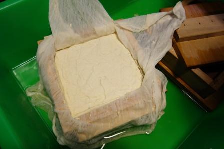 お豆腐作り (12)