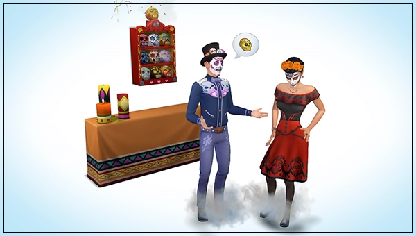 TS4_Challenge-Day of the Dead
