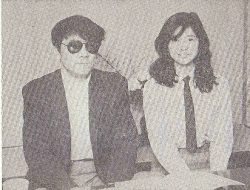 宮崎美子さんとMr.売国・元祖反日本多勝一さん
