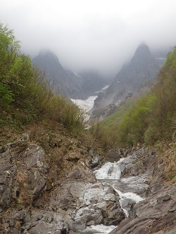 谷川岳の絶景