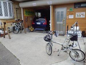 自転車糊の世界