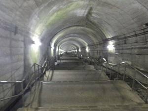 奈落の階段
