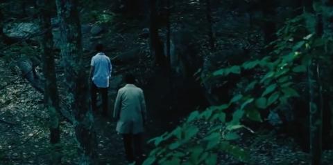 樹海を深く感じる「追憶の森」