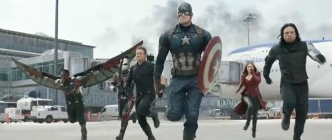 どこまでもてんこ盛りな「シビル・ウォー/キャプテン・アメリカ」