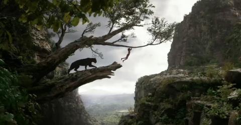 映像を楽しめばいい「ジャングル・ブック」