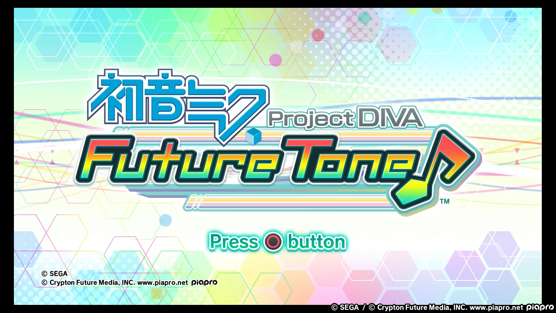 初音ミク Project DIVA Future Tone_1