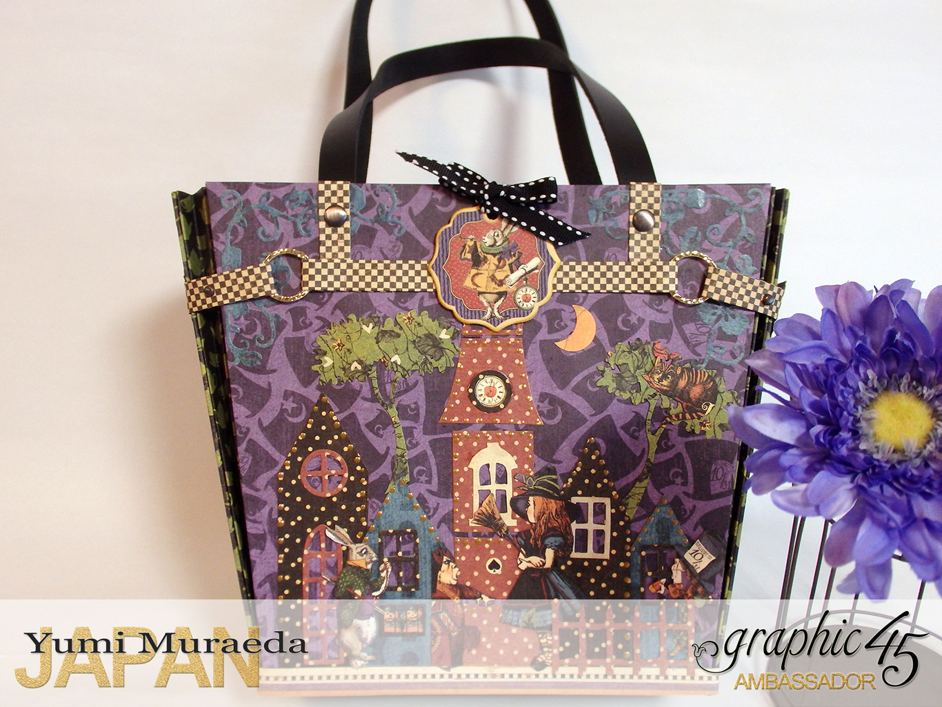 TownToteBagGraphic45HalloweenWonderlandbyYumiMuraeadaProductbyGraphic45Photo1.jpg