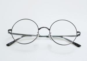 【丸メガネ】